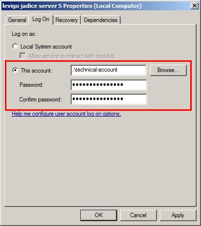 Server - - jadice server Version 5 7 8 0